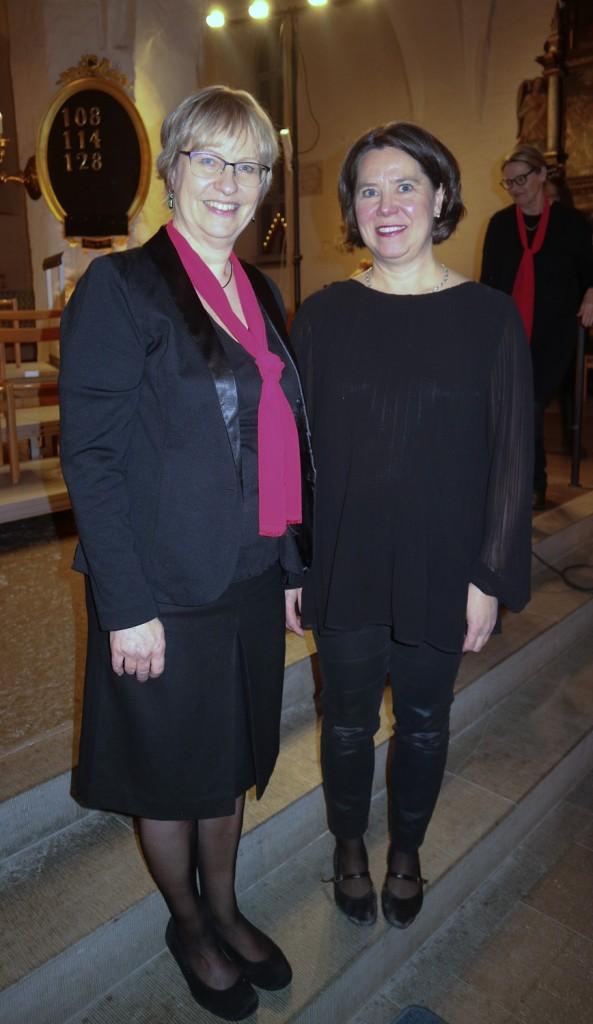 Ann-Christin och Charlotte2 ed