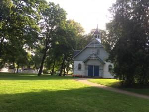 Brunnskyrkan i Söderköping. (Foto: Y. Bergelin)